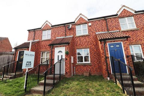 2 bedroom townhouse for sale - Whisperwood Close, Duckmanton, Chesterfield