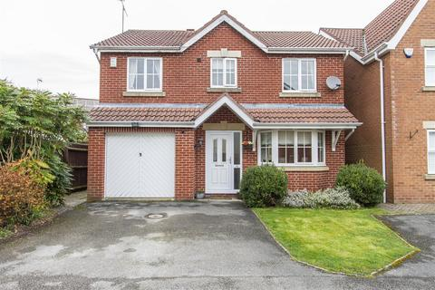 4 bedroom detached house for sale - Joseph Fletcher Drive, Wingerworth, Chesterfield