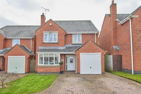 4 bedroom detached house for sale - Lychgate Close, Burbage, Hinckley