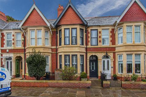 5 bedroom terraced house for sale - Roath Court Road, Roath, Cardiff