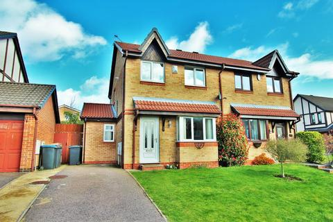 3 bedroom semi-detached house to rent - Laundon Close, Groby, Leicester