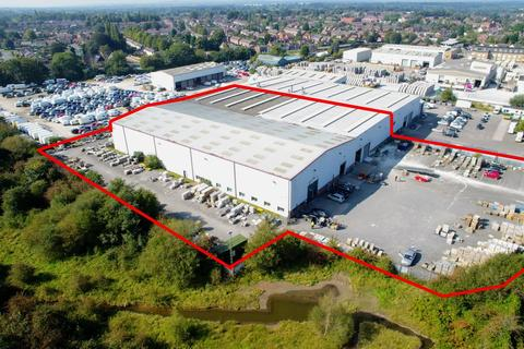 Warehouse for sale - Road Beta, Middlewich, Cheshire