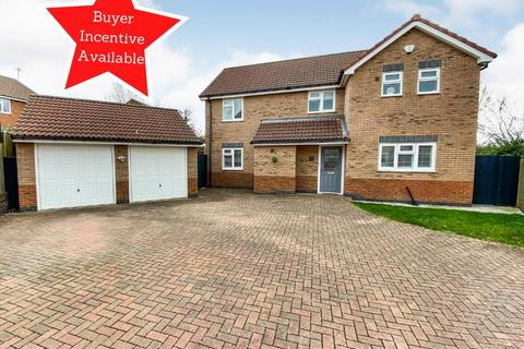 4 bedroom detached house for sale - Fielding Lane, Ratby, Leicester