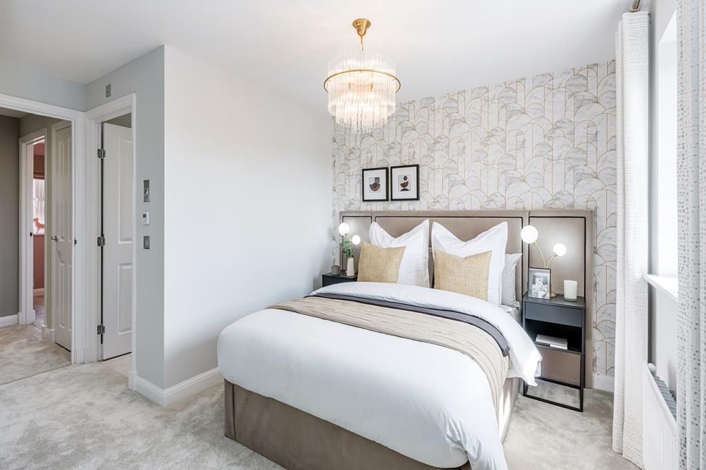 Glenbucaht Master bedroom