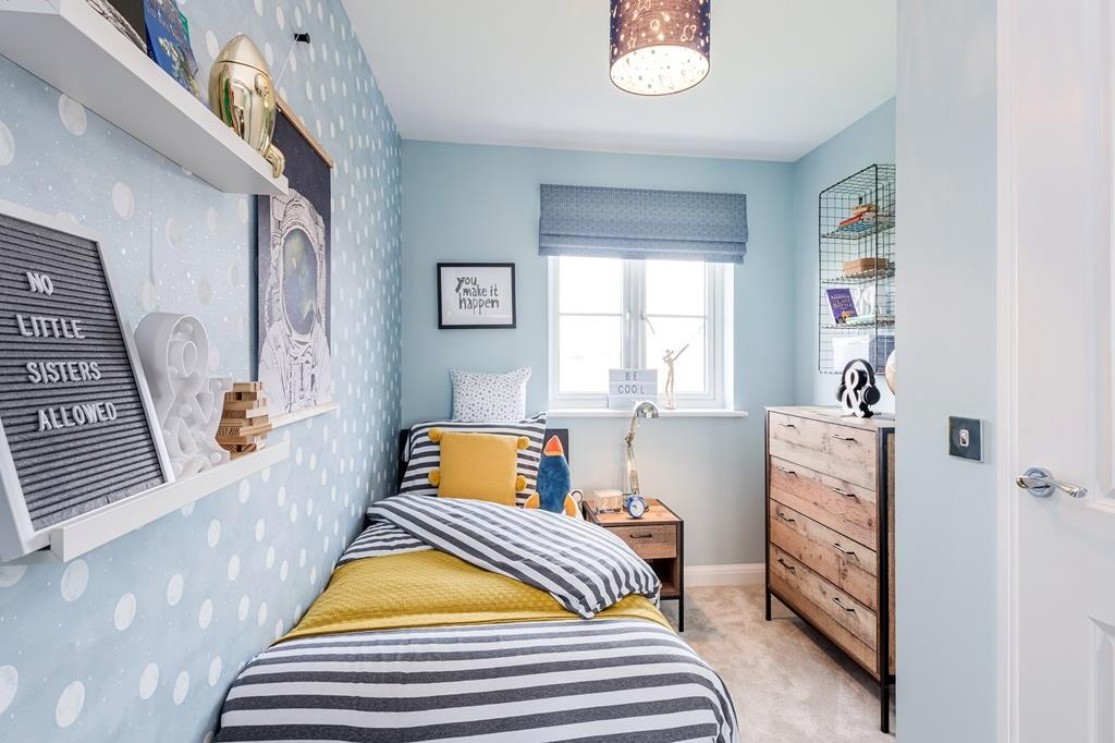Glenbuchat Bedroom 3