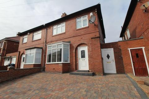 3 bedroom semi-detached house for sale - Gowland Avenue, Newcastle upon Tyne, Tyne and Wear, NE4 9NE