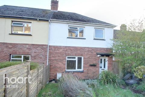 3 bedroom end of terrace house for sale - Barley Mount, Exeter