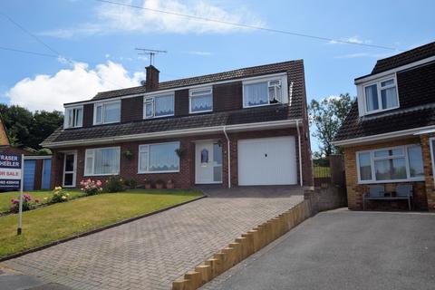 4 bedroom semi-detached house for sale - Sullivan Road, Broadfields, EX2