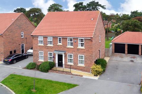 4 bedroom detached house for sale - Horseshoe Crescent, Pocklington