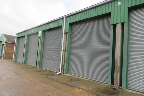 Storage to rent - Rochford