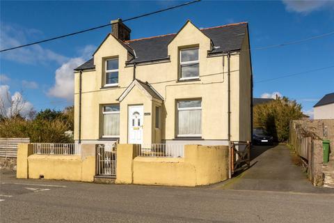 3 bedroom detached house for sale - Bro Arfon, Upper Llandwrog, Caernarfon, Gwynedd, LL54