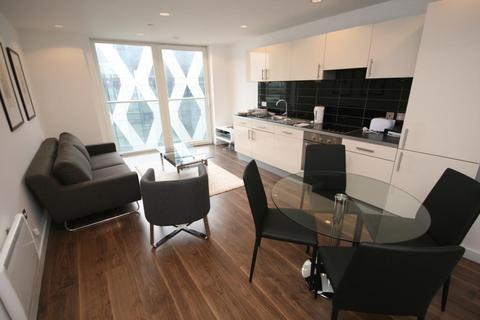 2 bedroom apartment to rent - Number One Media City UK Salford Quays M50