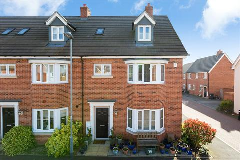 4 bedroom end of terrace house for sale - Emberson Croft, Chelmsford, Essex, CM1