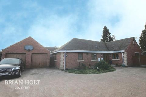 4 bedroom detached bungalow for sale - Birchfield Gardens, Coventry
