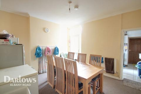 3 bedroom end of terrace house for sale - Glenroy Street, Cardiff