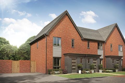 3 bedroom semi-detached house for sale - Plot 124, The Simpson at Longbridge Place, Longbridge Way, Austin Avenue B31