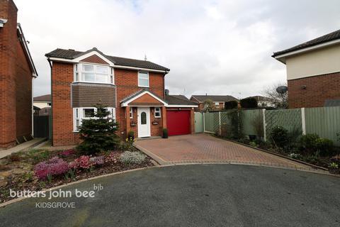 3 bedroom detached house for sale - Charnwood, Stoke-On-Trent