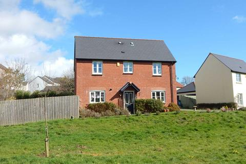 3 bedroom detached house for sale - Three Acre Close, Axminster, Devon