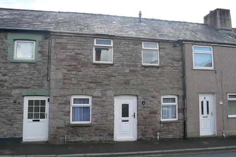 2 bedroom terraced house to rent - Maendu Street, Brecon, Powys.