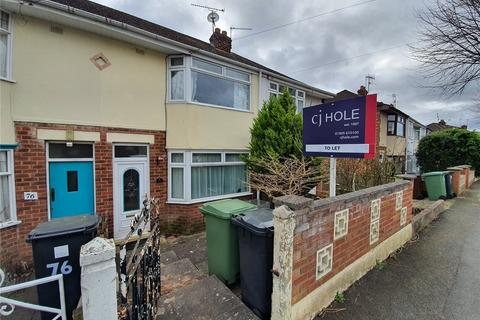 3 bedroom terraced house to rent - Broadway Grove, Worcester, Worcestershire, WR2