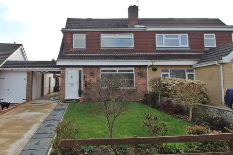 3 bedroom semi-detached house for sale - Greenlands Road, Llantrisant, Pontyclun, Rhondda, Cynon, Taff. CF72 8QD
