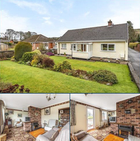 2 bedroom detached bungalow for sale - Rhayader, Powys, LD6