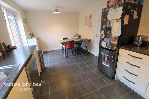 4 bedroom detached house for sale - Rowhurst Crescent, Stoke-On-Trent