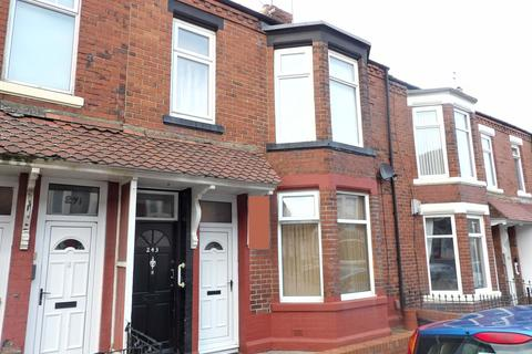 2 bedroom ground floor flat for sale - St. Vincent Street, Westoe, South Shields, Tyne and Wear, NE33 3BJ