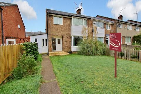 3 bedroom end of terrace house for sale - Hill Rise, Llanedeyrn, Cardiff