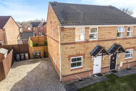 3 bedroom semi-detached house for sale - Fox Covert, South Hykeham, LN6