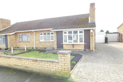 2 bedroom bungalow for sale - Cardigan Drive, Wigston, LE18