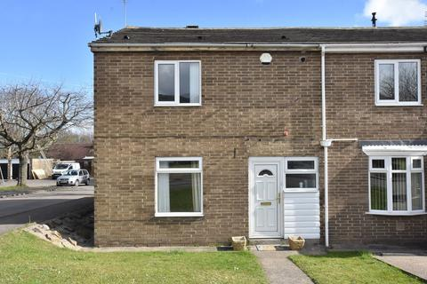 2 bedroom end of terrace house to rent - St. Nicholas View, West Boldon