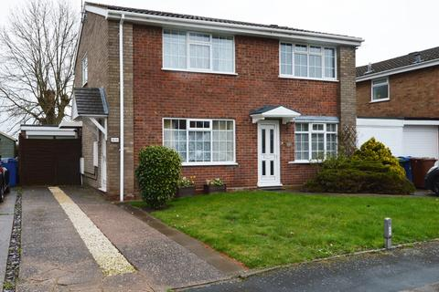 2 bedroom semi-detached house for sale - Albany Drive, Rugeley