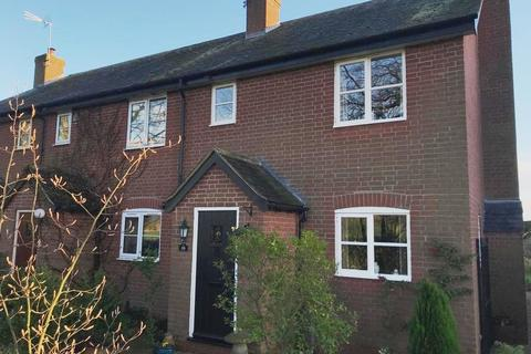 3 bedroom semi-detached house for sale - Wrenbury, Cheshire