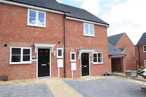 2 bedroom end of terrace house to rent - Tilman Drive