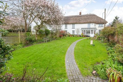 3 bedroom semi-detached house for sale - Exmouth Road, Exton, Exeter