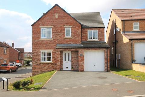4 bedroom detached house for sale - Redmire Drive, Consett, County Durham, DH8