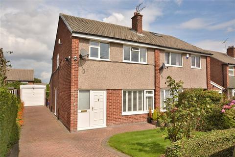 3 bedroom semi-detached house for sale - Brookhill Grove, Alwoodley, Leeds, West Yorkshire