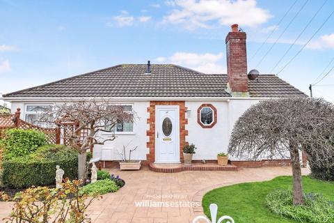 2 bedroom detached bungalow for sale - Garnett Drive, Prestatyn