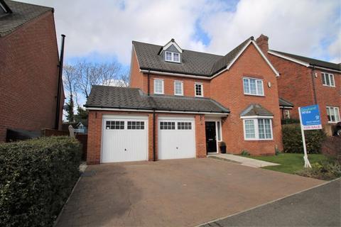 6 bedroom detached house for sale - Burdon View, Eaglescliffe TS16 0GZ