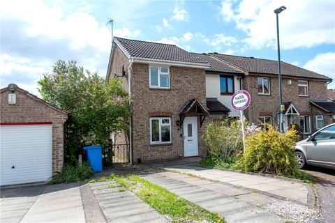 2 bedroom end of terrace house for sale - Grassthorpe Close, Oakwood