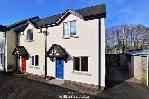 2 bedroom end of terrace house for sale - Crispin Yard, Clwyd Street, Ruthin