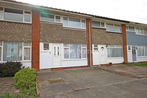 3 bedroom terraced house for sale - Foreness Close, Kingsgate, Broadstairs