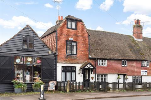 3 bedroom terraced house for sale - High Street, Seal, Sevenoaks, Kent, TN15