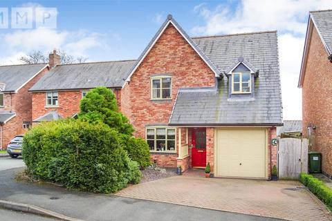 3 bedroom detached house for sale - Lon Maldwyn, Llansantffraid, Powys, SY22