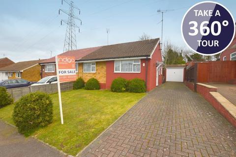 2 bedroom bungalow for sale - Eldon Road, L & D Borders, Luton, Bedfordshire, LU4 0AY