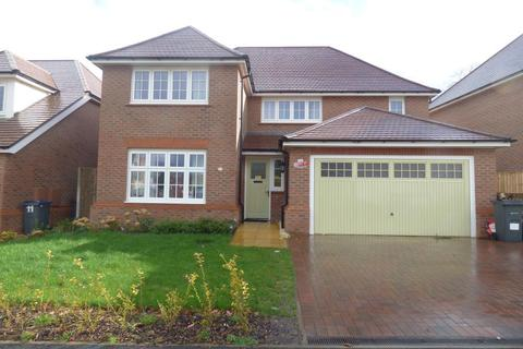 4 bedroom detached house to rent - Cricketers Grove, Harborne, Birmingham, B17 8BF