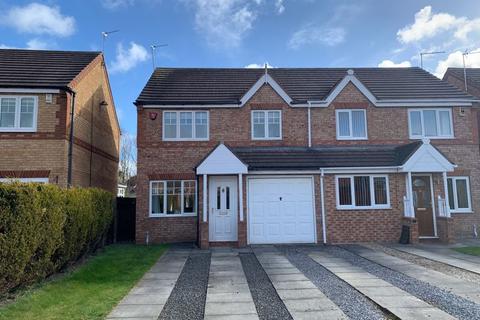 3 bedroom semi-detached house for sale - Medway Place, Cramlington - Three Semi Detached