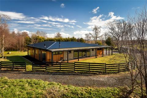 4 bedroom detached house for sale - The Lodge, South Cairnies, Glenalmond, PH1