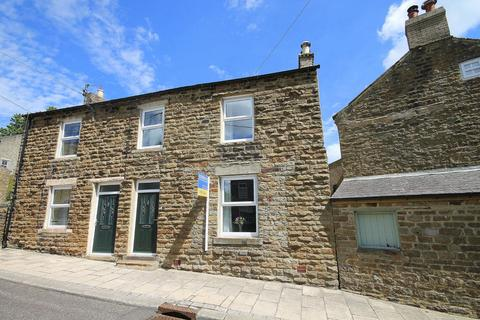 2 bedroom semi-detached house for sale - Front Street, Wearhead, Weardale